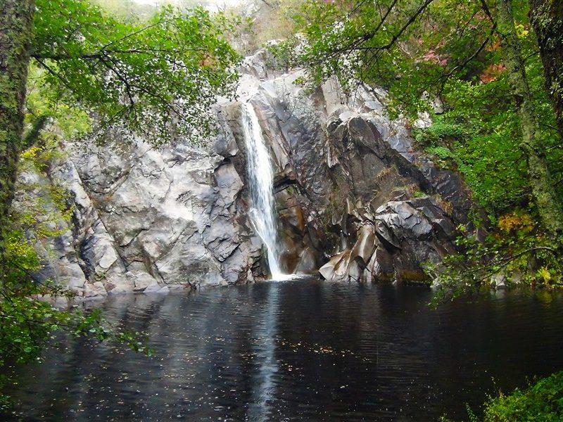 Discover Rodopi Sierra, Achladorema Waterfalls