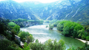 6 Places Worth to See on Drama, Nestos River